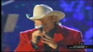 Watch Alan Jackson Silent Night video