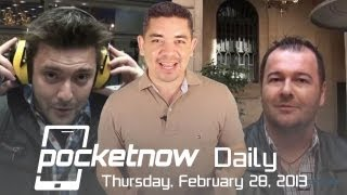 Galaxy S With A 4 Event, HTC One Wins At MWC, Windows Phone 7.8 Issues & More - Pocketnow Daily