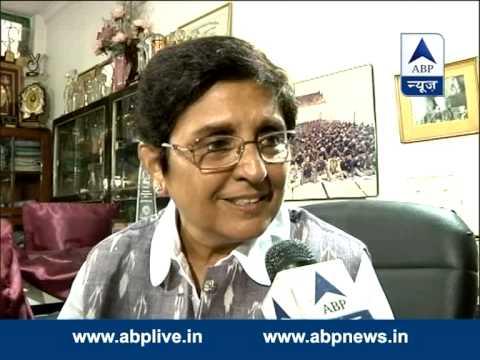 I am ready to be BJP's Delhi CM candidate if Modiji respects my work: Kiran Bedi