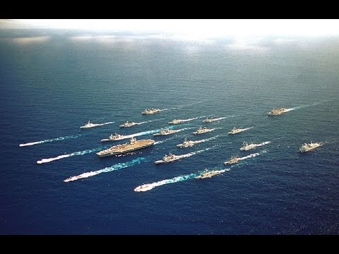 США направляют флот к КНДР/НЕУЖЕЛИ ГРЯДЕТ ВОЙНА (15.04.2017)
