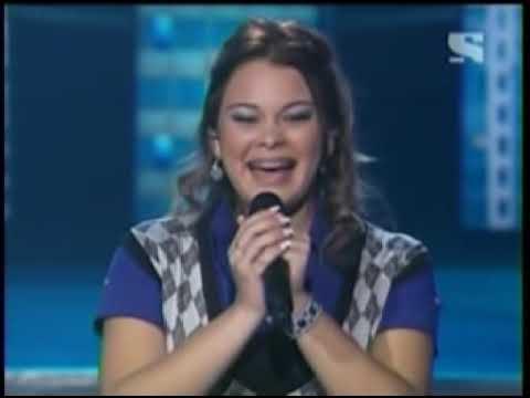 Margarita Henriquez 3er Concierto Latin American Idol 2008
