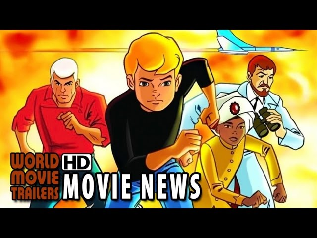 Movie News: Robert Rodriguez to direct Live-Action Jonny Quest (2015) HD