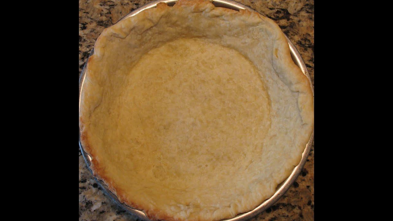 Butter Pie Crust (Pate Brisee) Recipes — Dishmaps