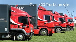 2018 TMC Trailers Trucking Industry Show