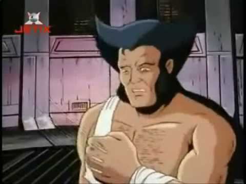 Wolverine & Jean- Sex on Fire