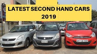 Cheapest Second Hand Cars 2019