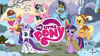 MY LITTLE PONY - Friendship is Magic (Gameloft) - Best App For Kids