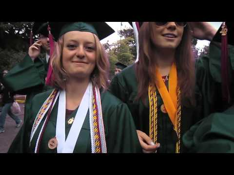 2012 University of Oregon Graduation