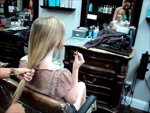 Getting Haircuts Getting my Haircut