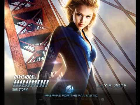 Fantastic Four Invisible Woman Invisible Fantastic Four Invisible Women
