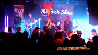 THE ROCK SHOW - Face Down (The Red Jumpsuit Apparatus) @ L'Anti, Québec City QC - 2018-02-10