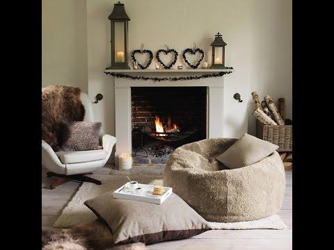 Зимний уют в доме (как сделать дом уютным)