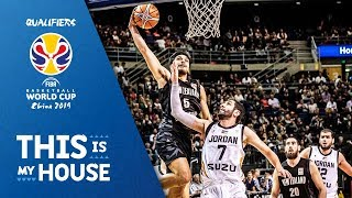 New Zealand v Jordan - Full Game - FIBA Basketball World Cup 2019 - Asian Qualifiers