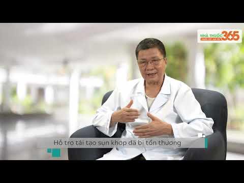Hiệu quả của Glucosamine trong điều trị các bệnh lý xương khớp
