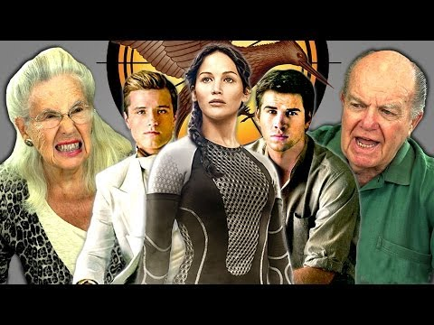 Elders React to Hunger Games: Catching Fire