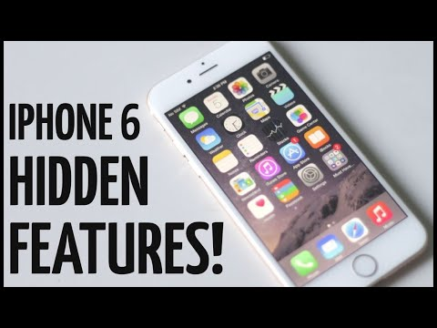 15 Hidden Features of iPhone 6 (Useful  Features You Didn't Know About)