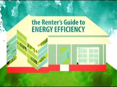 Columbia Water and Light Renter's Guide to Energy Efficiency