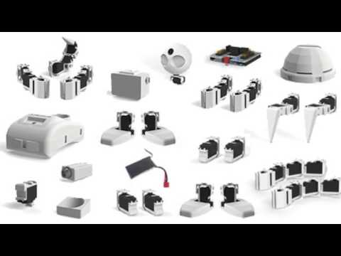 Ez Robot – Building your First Robot – Complete Kit and EZ-B Controller