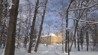 Remediacja stawu Kalina i pielęgnacja parku w Koszęcinie
