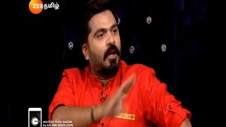 STR mega interview and his rocking answers to questions on 'Rasigarkalin Raja'