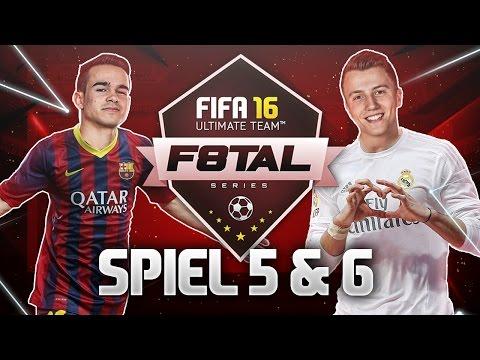 FIFA 16 : LEGEND PELÉ - F8TAL GERMANY #3 - EL CLÁSICO DUELL | FeelFIFA