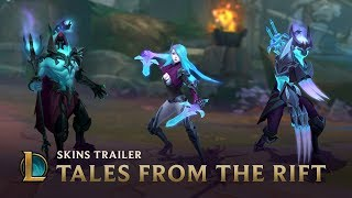 Death Sworn   Tales from the Rift 2017 Event Trailer - League of Legends