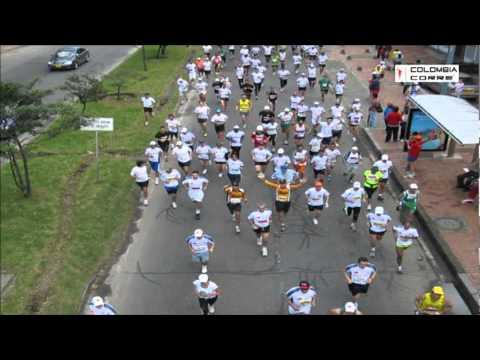 Media Maratón de Bogotá 2011