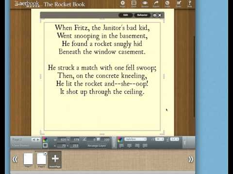 Make a Picture Book for Kindle KF8 or iBooks with Aerbook Maker