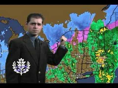 Depressed  Weatherman