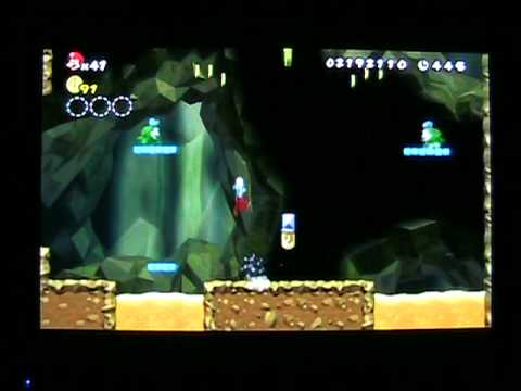Secret passages world 2 2 new super mario bros wii youtube - Passage secret mario bros wii ...