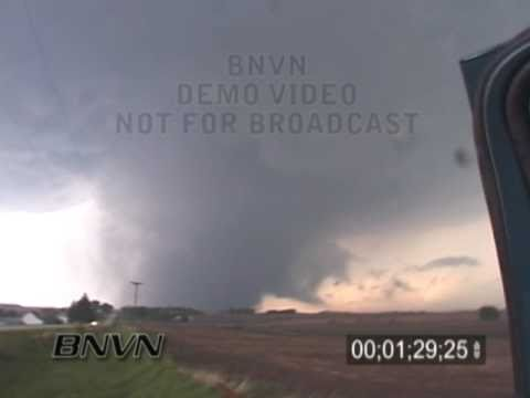 5/11/2000 Waterloo Iowa Tornado Video