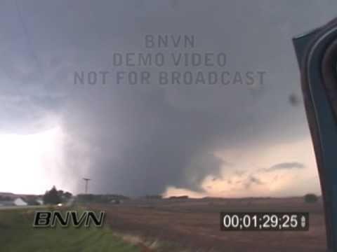 5/11/2000 Waterloo Iowa Tornado Video