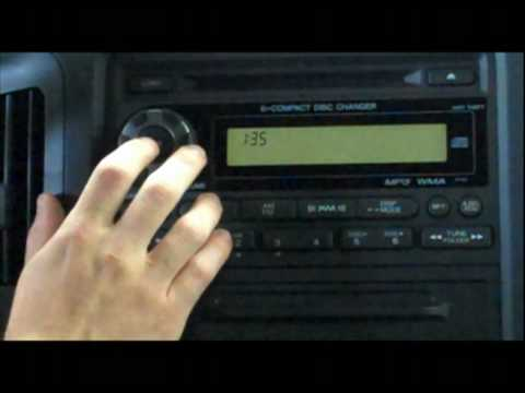 Service Tip: Radio Code