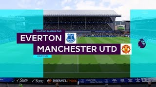 Everton vs Manchester United 4-0 | Premier League - EPL | 21.04.2019