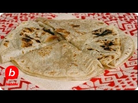 How To Warm a Tortilla | Babble | Viva Food