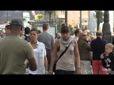 Economic Crisis Hits Spain's Youth