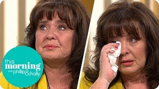 Coleen Nolan Breaks Down in Tears Discussing Kim Woodburn | This Morning
