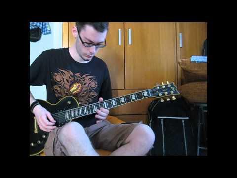 Deadman Wonderland - Opening 1 - One Reason - Guitar Cover