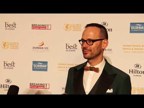 Johan Vos, digital communications manager, Saxon Hotel, Villas & Spa