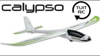 Flyzone Calypso Glider Review and Flight