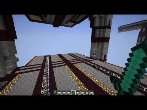 Minecraft tutorial - Супер ферма - железо 20000 слитков в час