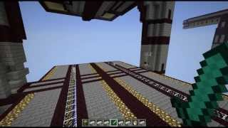 Minecraft tutorial - Супер ферма - железо 20000 слитков в час