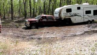 Lake Mcconaughy 4x4 camping exit