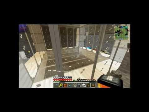 Minecraft Feed The Beast: Iron Tank Tutorial