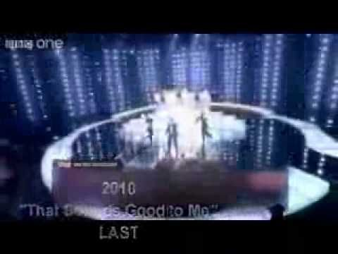 UK in the Eurovision Song Contest - All the entries: 1957 - 2010