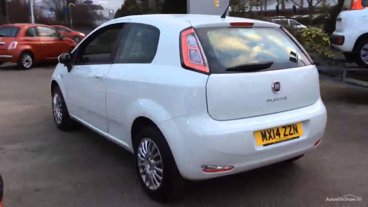 Fiat Punto Pop White Fiat Punto Pop White 2014