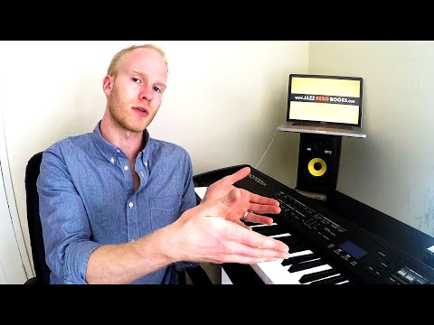 LATIN JAZZ PIANO LESSON Music Videos