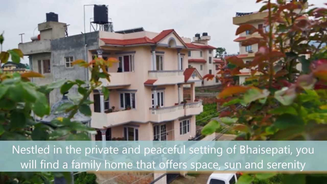House for sale at bhaisepati lalitpur kathmandu nepal youtube - Home design nepal ...