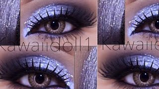 SILVER NIGHT MAKEUPBYPAO