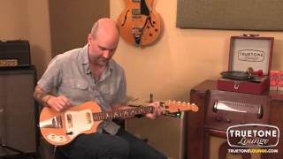 Jeff Senn | Truetone Lounge Guitar Extended Footage